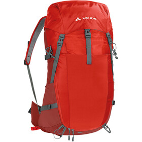 VAUDE Brenta 40 Backpack, lava